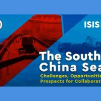 South China Sea: Challenges, Opportunities and Prospects for Collaboration